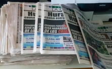 La Cordillera, a newspaper that covers nine towns at the center of the island.